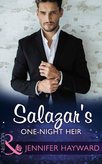 Jennifer Hayward Salazar's One-Night Heir недорого