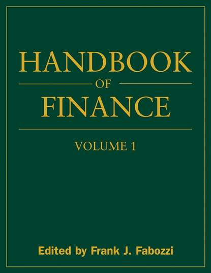 Группа авторов Handbook of Finance, Financial Markets and Instruments группа авторов handbook of finance financial markets and instruments