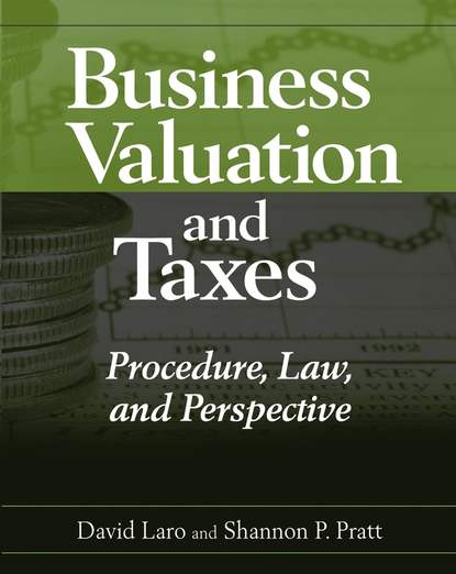 David Laro Business Valuation and Taxes karl keegan biotechnology valuation an introductory guide