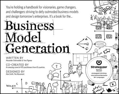 Alexander Osterwalder Business Model Generation maciej kranz building the internet of things implement new business models disrupt competitors transform your industry