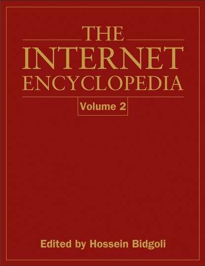 Группа авторов The Internet Encyclopedia, Volume 2 (G - O) dallas g releford something whispers volume 2