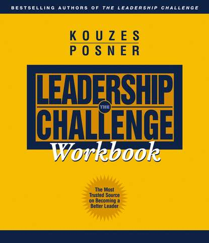 James M. Kouzes The Leadership Challenge Workbook david magellan horth leadership brand deliver on your promise