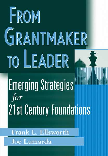 Joe Lumarda From Grantmaker to Leader the role of voluntary organization in family planning