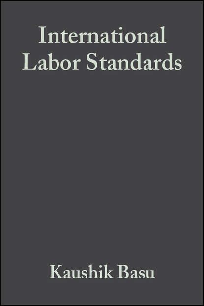 Kaushik Basu International Labor Standards labor