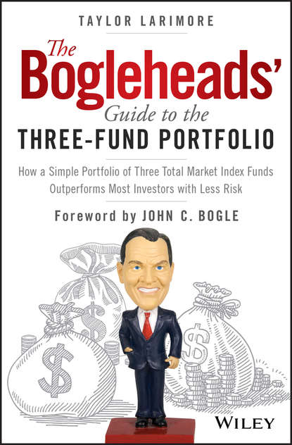 Taylor Larimore The Bogleheads' Guide to the Three-Fund Portfolio debbie myers rose the graphic designer s guide to portfolio design