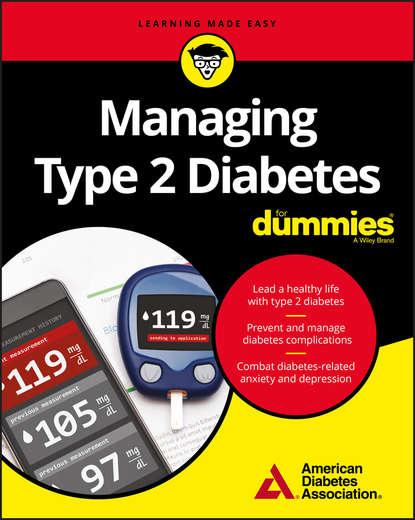 Группа авторов Managing Type 2 Diabetes For Dummies недорого