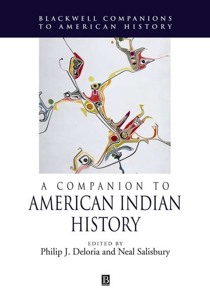 Фото - Neal Salisbury A Companion to American Indian History wideman j american histories