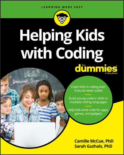 Фото - Camille McCue, Ph.D Helping Kids with Coding For Dummies adele devine colour coding for learners with autism