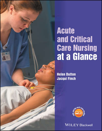 Helen Dutton Acute and Critical Care Nursing at a Glance colin rees nursing and healthcare research at a glance
