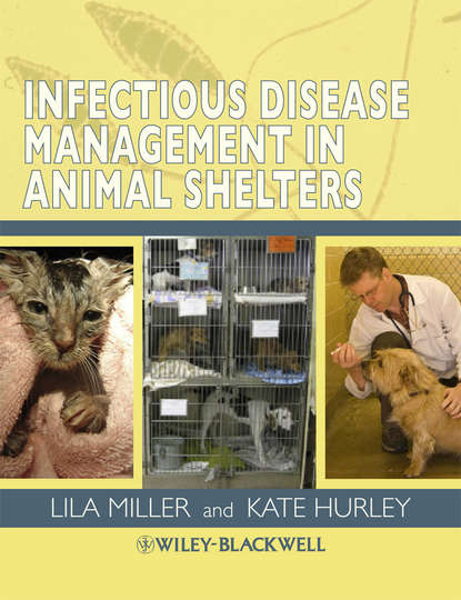 Kate Hurley Infectious Disease Management in Animal Shelters depression in neurologic disease