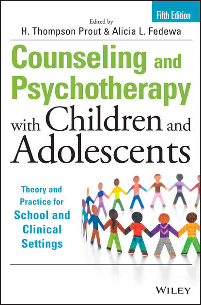H. Prout Thompson Counseling and Psychotherapy with Children and Adolescents paul pedersen b counseling for multiculturalism and social justice integration theory and application