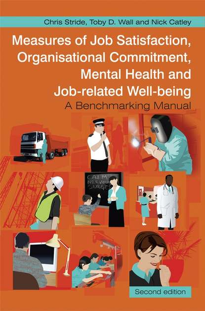 Chris Stride Measures of Job Satisfaction, Organisational Commitment, Mental Health and Job related Well-being r seleena and edwin gnanadhas job satisfaction