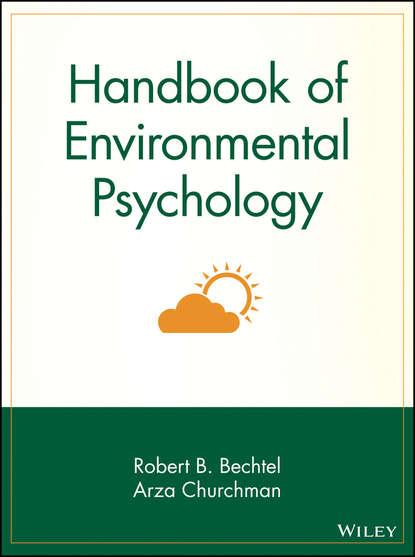 Arza Churchman Handbook of Environmental Psychology william buskist handbook of the teaching of psychology