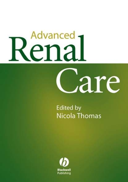 fronek jiri handbook of renal and pancreatic transplantation Группа авторов Advanced Renal Care