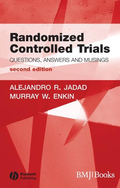 Alehandro Jadad R. Randomized Controlled Trials diana souhami trials of radclyffe hall