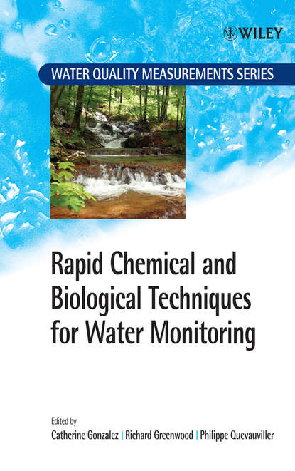 Richard Greenwood Rapid Chemical and Biological Techniques for Water Monitoring sandip k lahiri profit maximization techniques for operating chemical plants