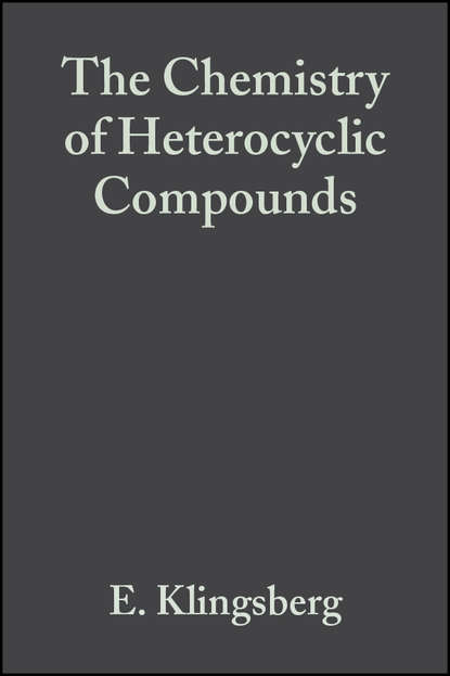 The Chemistry of Heterocyclic Compounds, Pyridine and Its Derivatives
