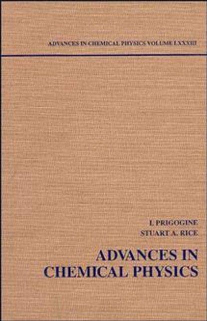 Ilya Prigogine Advances in Chemical Physics ilya prigogine monte carlo methods in chemical physics