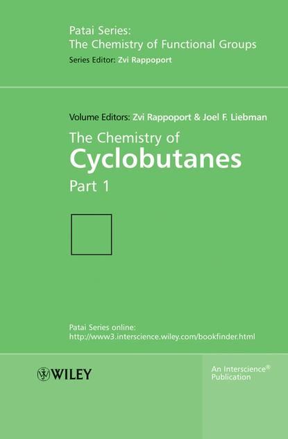 Zvi Rappoport The Chemistry of Cyclobutanes zvi rappoport the chemistry of organozinc compounds