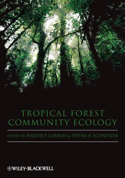 Stefan Schnitzer Tropical Forest Community Ecology factors affecting the ecology of suspension feeders