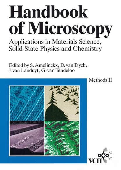 Handbook of Microscopy