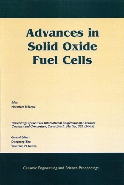 Фото - Dongming Zhu Advances in Solid Oxide Fuel Cells группа авторов advances in solid oxide fuel cells and electronic ceramics ii