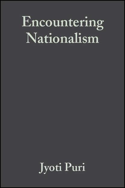 Jyoti Puri Encountering Nationalism jeff kingston nationalism in asia