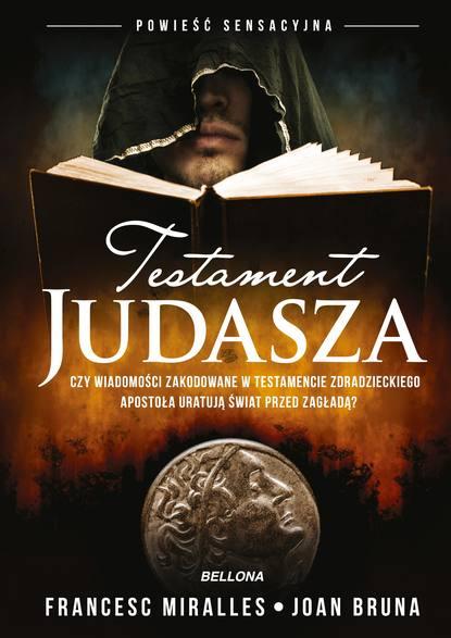 Francesc Miralles Testament Judasza недорого