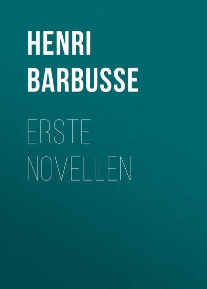 Henri Barbusse Erste Novellen petersburger novellen