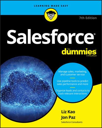 Liz Kao Salesforce For Dummies mark pollard salesforce marketing cloud for dummies