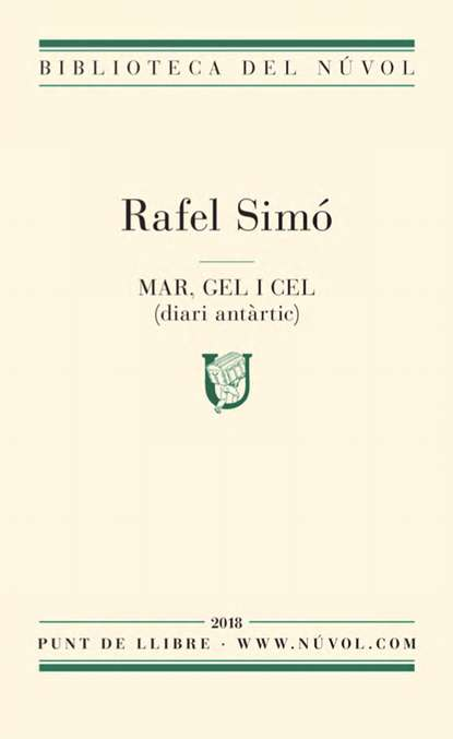 Rafel Simó Martorell Mar, gel i cel