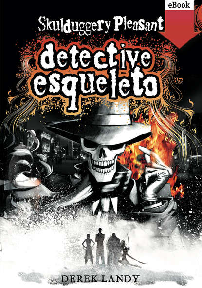 Derek Landy Detective Esqueleto derek landy mortal coil
