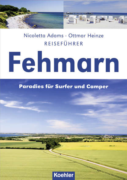 Nicoletta Adams Reiseführer Fehmarn