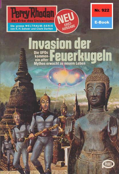 Marianne Sydow Perry Rhodan 922: Invasion der Feuerkugeln