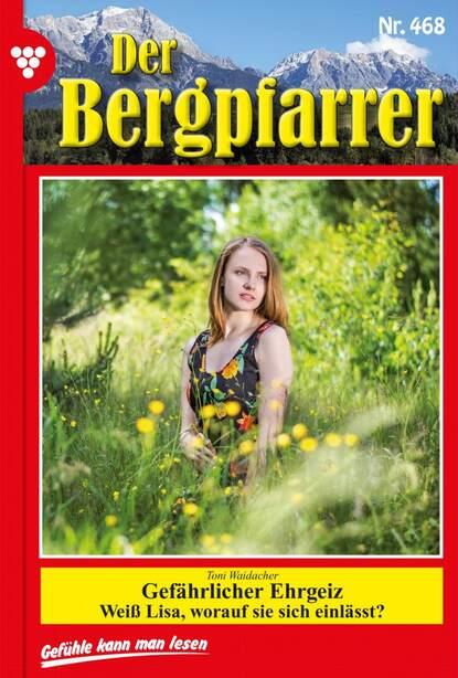 Toni Waidacher Der Bergpfarrer 468 – Heimatroman недорого