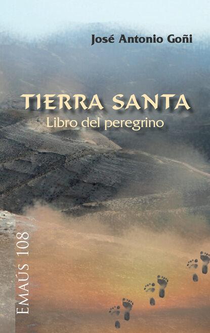 José Antonio Goñi Beasoain de Paulorena Tierra Santa. Libro del peregrino antonio del camino fragmentos de inventario
