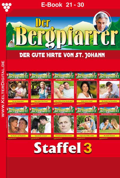 Toni Waidacher Der Bergpfarrer Staffel 3 – Heimatroman недорого