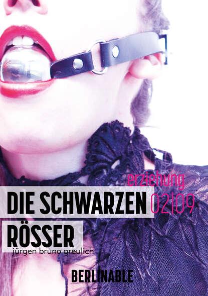 Jürgen Bruno Greulich Die schwarzen Rösser - Folge 2 недорого