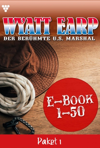 Фото - William Mark D. Wyatt Earp Paket 1 – Western e