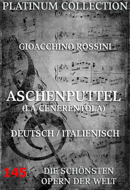 Фото - Gioacchino Rossini Aschenputtel livanios eleni aschenputtel