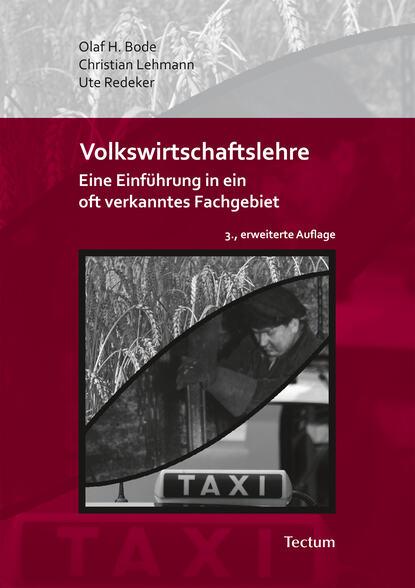 Christian Lehmann Volkswirtschaftslehre