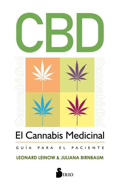Juliana Birnbaum CBD. El cannabis medicinal