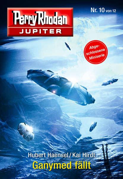 Jupiter 10: Ganymed f?llt