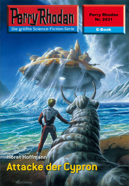 Perry Rhodan 2431: Attacke der Cypron