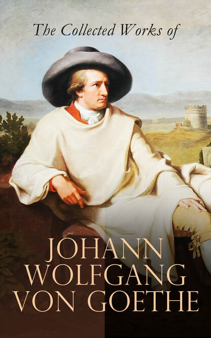 Иоганн Вольфганг фон Гёте The Collected Works of Johann Wolfgang von Goethe иоганн вольфганг фон гёте briefe von goethe an lavater