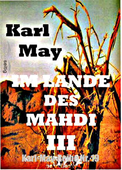 Karl May Im Lande des Mahdi III karl may im lande des mahdi