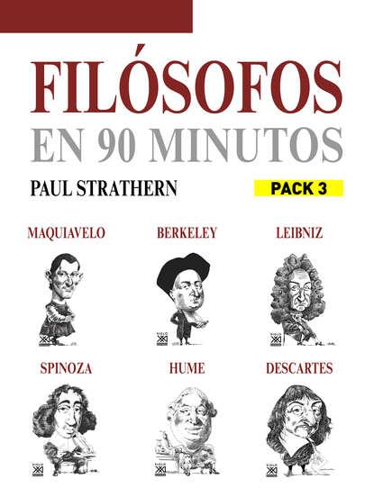 Фото - Paul Strathern En 90 minutos - Pack Filósofos 3 paul strathern maquiavelo en 90 minutos