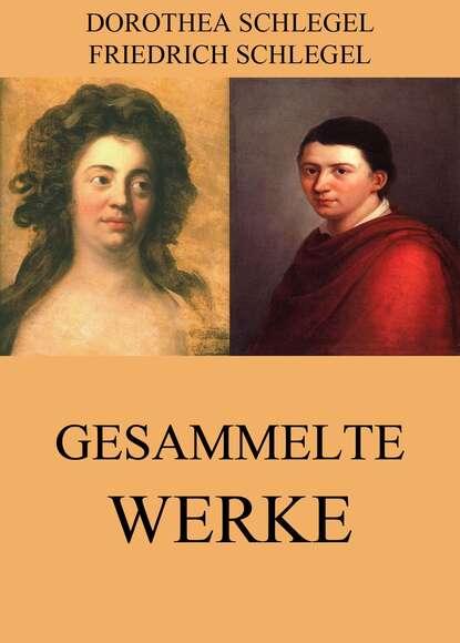 Dorothea Schlegel Gesammelte Werke недорого