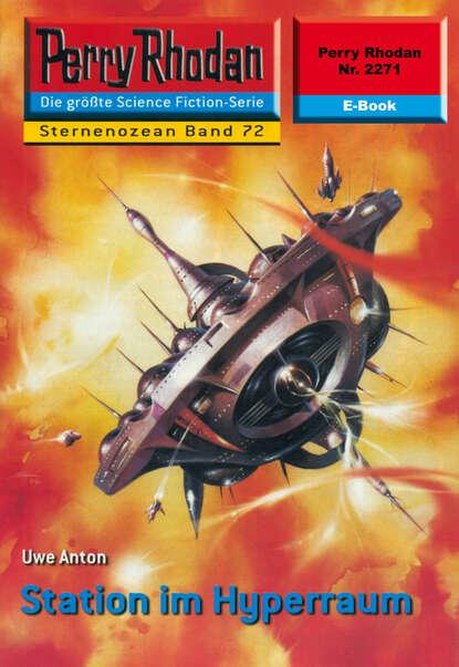 Perry Rhodan 2271: Station im Hyperraum