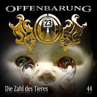 Фото - Jan Gaspard Offenbarung 23, Folge 44: Die Zahl des Tieres georg zinn karl die wiederherstellung aller dinge